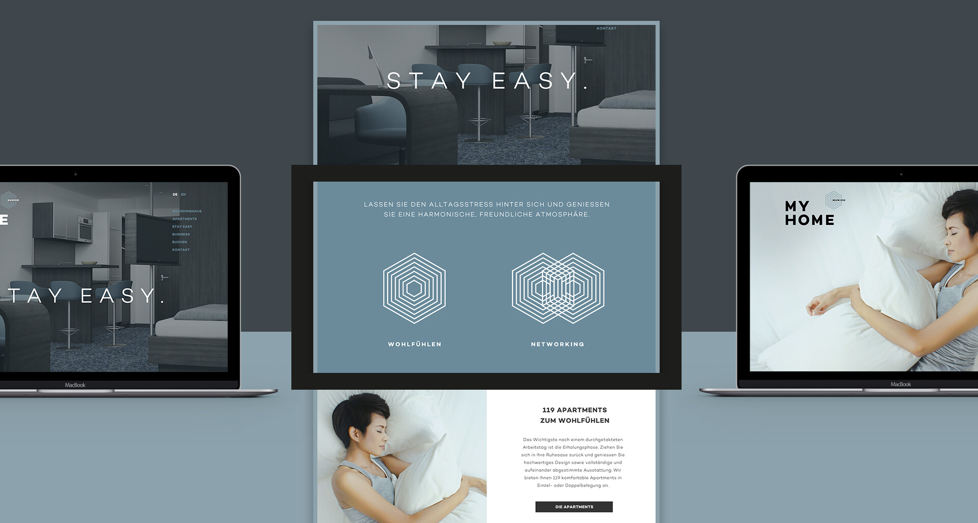My Home | Webdesign | Screendesign