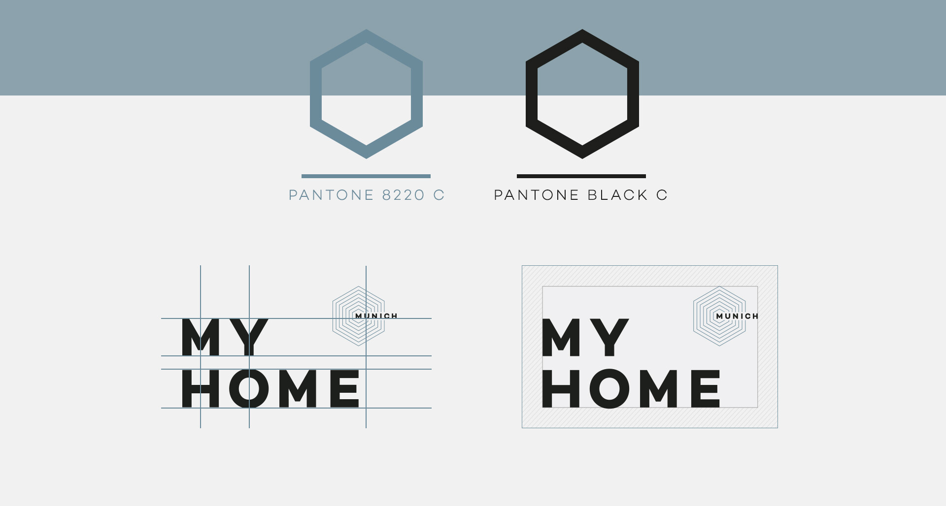 My Home | Sanmiguel Brand Partner | Logo | Konzeption - Brand Design