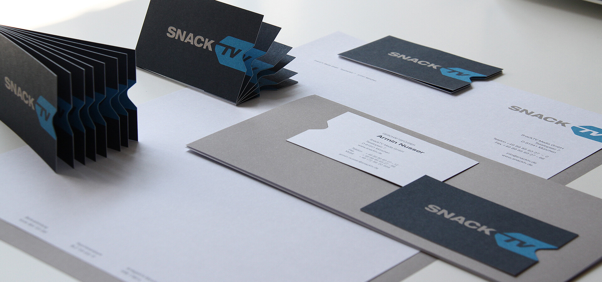 SANMIGUEL Corporate Design Agentur München